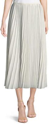 Lafayette 148 New York Florianna Euphoric Pleated Skirt