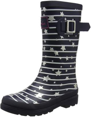 Joules Girls' Jnrgirlswly Rain Boot