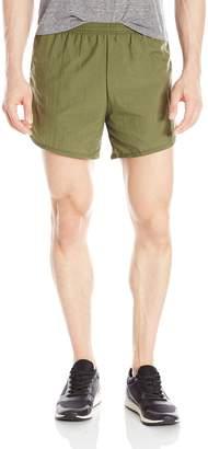 MJ Soffe Soffe Men's Official Navy PT Running Short with Pocket