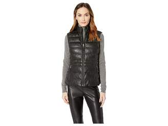 Scully Rowena Premium Leather Reversible Contrasting