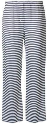 Max Mara 'S striped jersey trousers