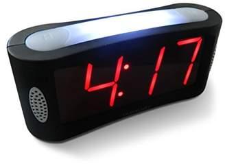 Travelwey HOME LED Digital Alarm Clock - Outlet Powered
