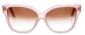 Dita Paradis Oversize Sunglasses