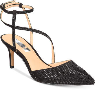 INC International Concepts I.n.c. Lenii Evening Pumps, Created for Macy's Women's Shoes