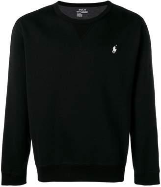 Polo Ralph Lauren contrast logo jumper