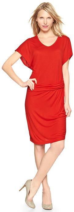 Gap Twist-waist dress