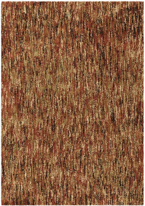 Orian Rugs Next Generation Multi Solid 9' x 13' Area Rug