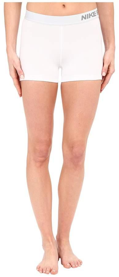 Nike - Pro 3 Cool Compression Training Short Women's Shorts