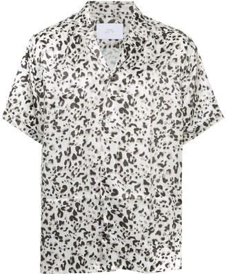 Stampd leopard print shirt