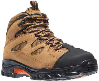 Wolverine Hudson Mens Steel-Toe Boots