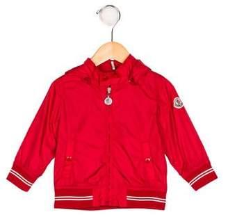 Moncler Boys' Hooded Lightweight Jacket