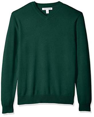Amazon Essentials Men's Standard V-Neck Sweater