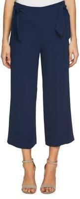 CeCe Tailored-Fit Wide-Leg Pants