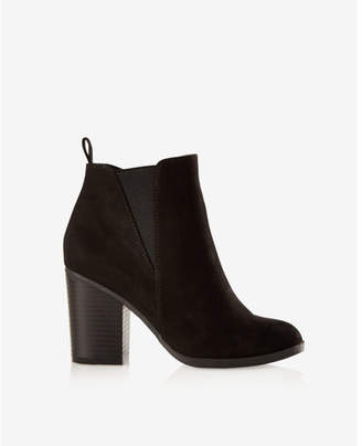 Express Heeled Bootie $59.90 thestylecure.com