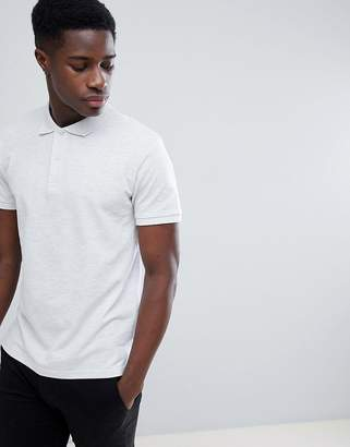 Jack and Jones Originals Polo Shirt With Chest Branding