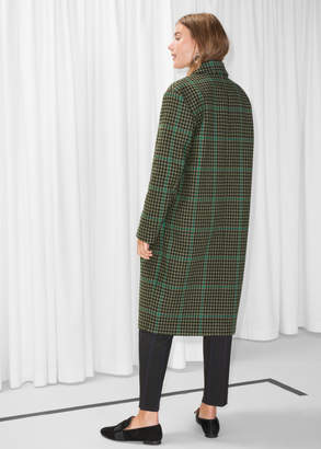 Blend of America Wool Long Coat