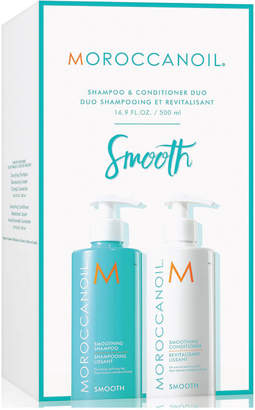 Moroccanoil Smoothing Shampoo & Conditioner Duo (2x500ml) (Worth £79.00)