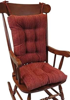 The Gripper Non-Slip Polar Jumbo Rocking Chair Cushions