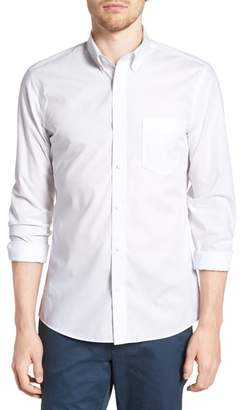 Nordstrom Trim Fit Non-Iron Sport Shirt