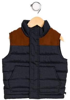 Appaman Fine Tailoring Boys' Puffer Vest