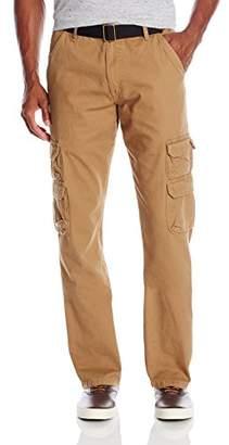 Wrangler Authentics Men's Premium Twill Cargo Pant