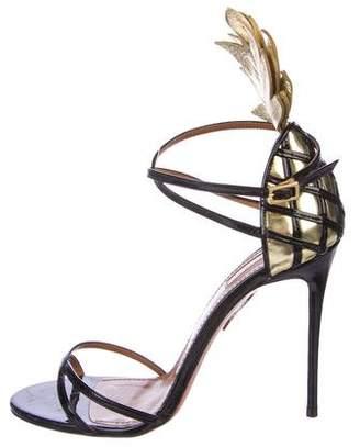 Aquazzura Pina Colada Sandals