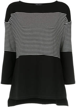 Gloria Coelho striped T-shirt