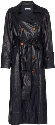 REJINA PYO double breasted trench coat