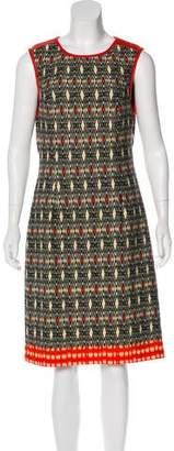 Muse Sleeveless Midi Dress
