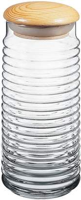 Pasabahce Babylon Glass Canister, 1500ml