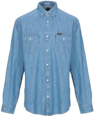 Wrangler Denim shirts - Item 42731863EN