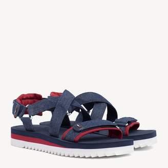 32271e633c42b0 Tommy Hilfiger Tommy Jeans Multi-Strap Sandals