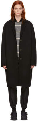 Acne Studios Black Avalon Coat