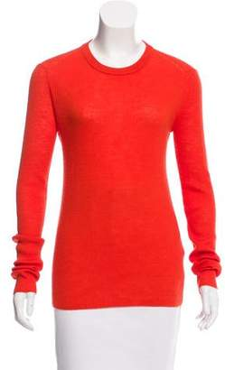 Proenza Schouler Rib Knit Cutout Sweater