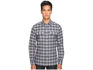 Todd Snyder Grey Flap Pocket Shirt Jacket Men's Coat