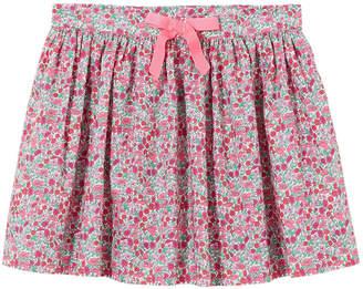 Jacadi Mela Floral Bow Skirt