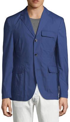 Kroon Unlined Flap Jacket