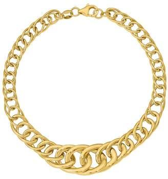 14K Gold Cuban Link Bracelet, 4.2g