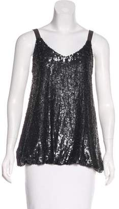Jenni Kayne Sleeveless Sequin Top