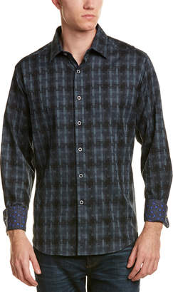 Robert Graham Anatayla Classic Fit Woven Shirt