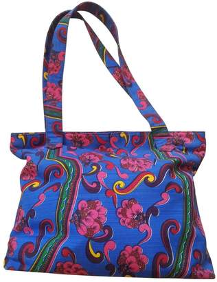 0c92049149 ... Gianni Versace Vintage Multicolour Cloth Handbag