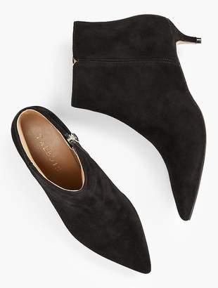 Talbots Iona Kitten-Heel Ankle Boots