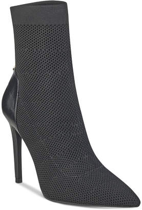 GUESS Women Onegirl Knit Booties Women Shoes