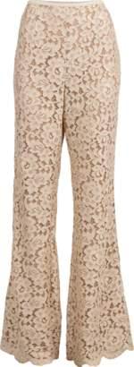 Michael Kors Lace Flare Pant