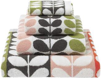 Orla Kiely Multi Stem Towel - Classic - Face Towel