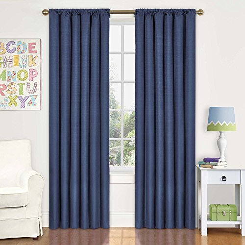 Eclipse Curtains Eclipse Kids Kendall Blackout Thermal Curtain ...