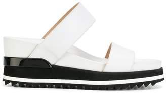 A.F.Vandevorst slip on sandals