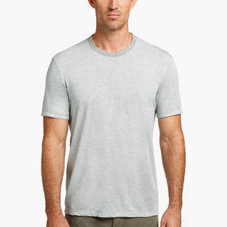 James Perse COTTON CASHMERE RINGER TEE