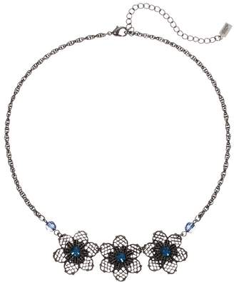 1928 Bead Flower Necklace