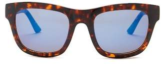 Kenneth Cole Reaction Women's Injected Plastic Sunglasses $49.99 thestylecure.com